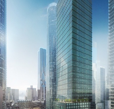 55 Hudson Yards, New York