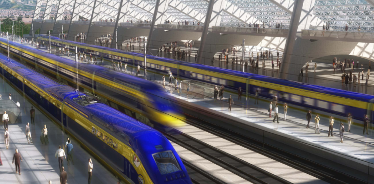 California High-Speed Rail, California