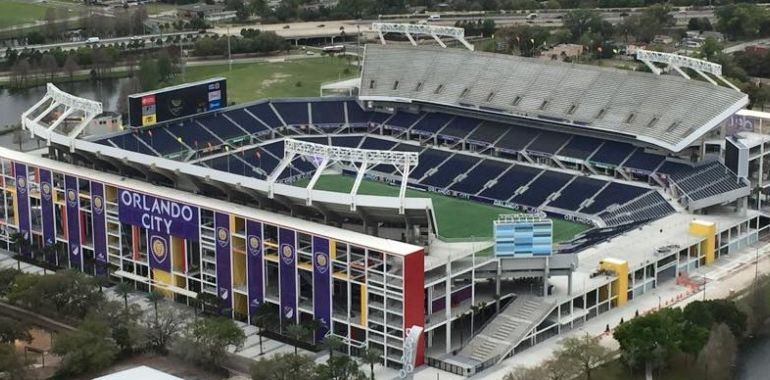 Citrus Bowl Stadium, Florida