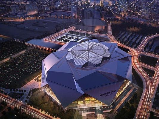 Mercedes-Benz Stadium, Georgia