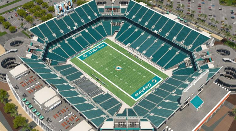 Sun Life Stadium, Florida